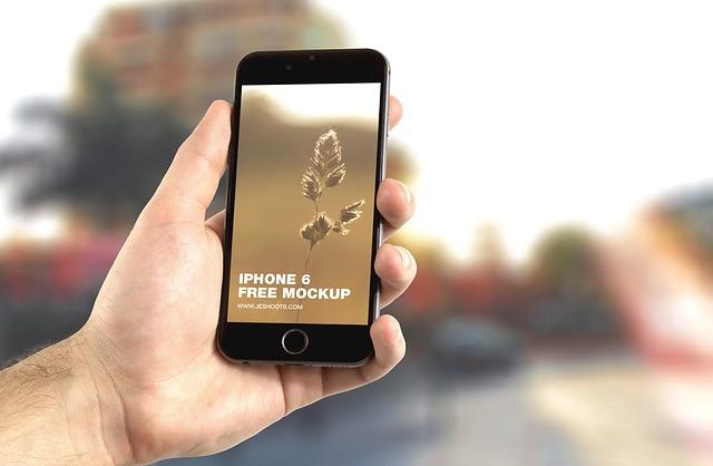 dotykový mobil