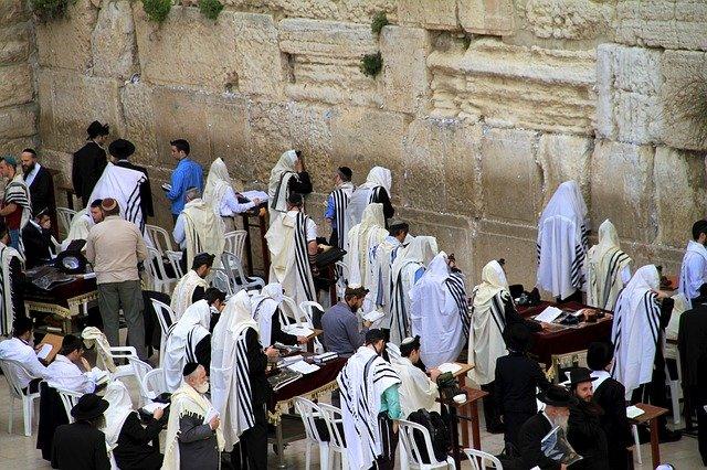 židé u Zdi nářků