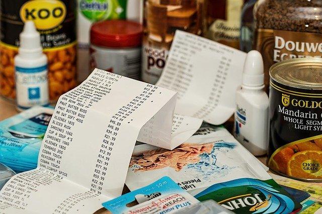 Jak ušetřit při nákupech potravin