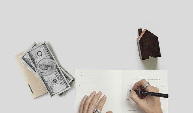 podpis hypotéky