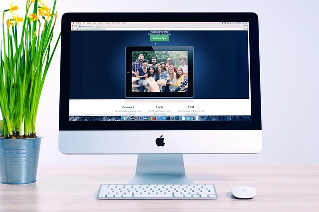 monitor počítače
