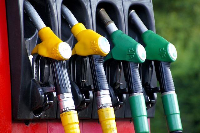 benzinové pumpy