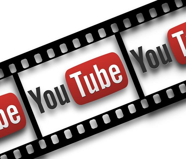 Nákupy díky youtube