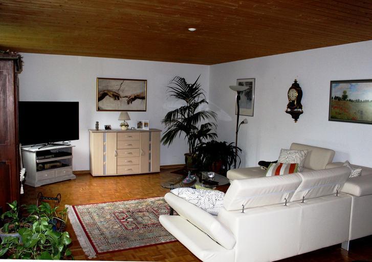 podlaha v obýváku