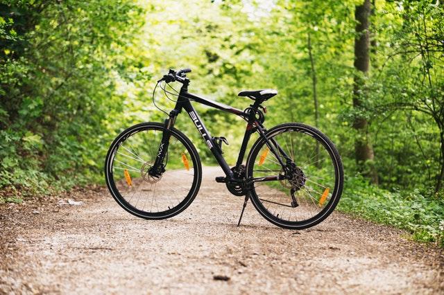 Svůj bicykl můžete vzít kamkoli s sebou