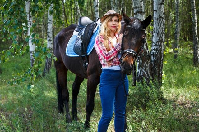 Dáma s koníkem