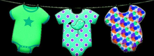Oblečení a látkové pleny